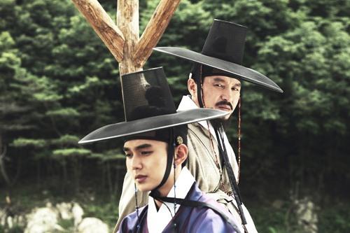 yoo seung ho hop tac voi my nam exo di ban... song han - 3