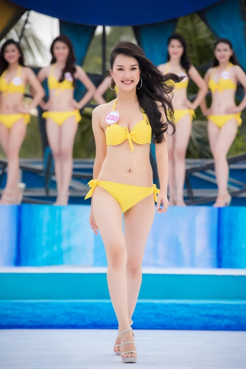 hhvn 2016: top 36 thi sinh khoe body nong bong hon bao gio het - 7
