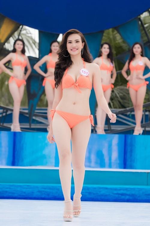 hhvn 2016: top 36 thi sinh khoe body nong bong hon bao gio het - 11