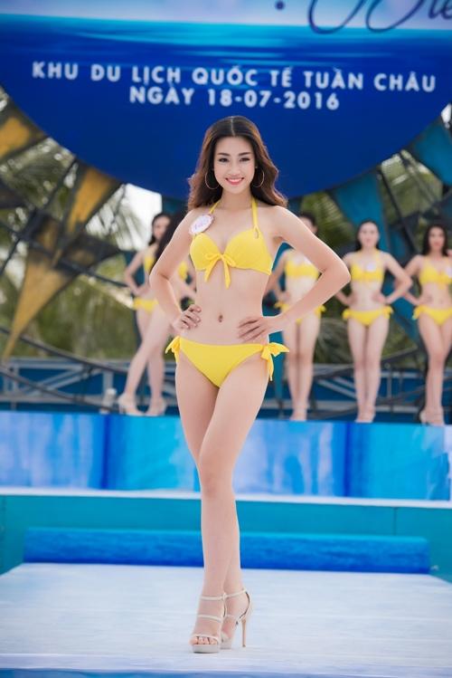 hhvn 2016: top 36 thi sinh khoe body nong bong hon bao gio het - 2