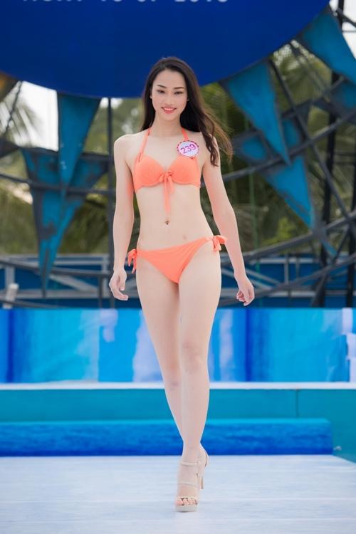 hhvn 2016: top 36 thi sinh khoe body nong bong hon bao gio het - 5
