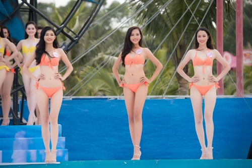 hhvn 2016: top 36 thi sinh khoe body nong bong hon bao gio het - 14