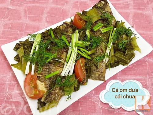 thuc don com chieu cho ca nha thuong thuc - 2