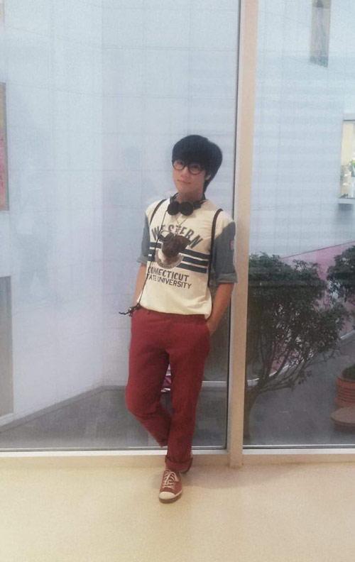 """tinh yeu song gio cua """"co sinh vien"""" chuyen gioi 9x - 1"""