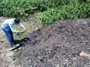 Tin tức - Lại phát hiện thêm điểm đổ chất thải của Formosa