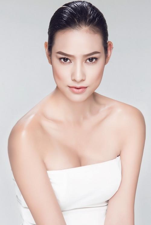 "the face: co gai dam ""bat"" pham huong dang hot nhat luc nay - 2"