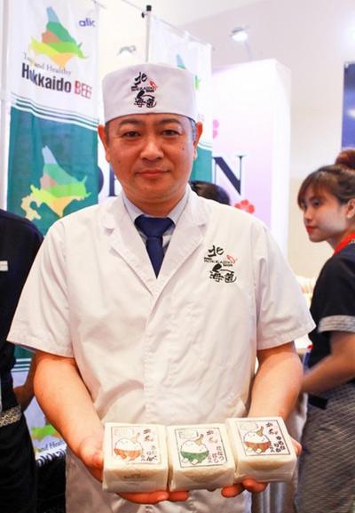 vi sao mon sushi cua nhat chinh phuc ca the gioi? - 5