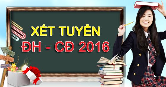xet tuyen dh – cd 2016: bo gd – dt dieu chinh thoi gian xet tuyen - 2