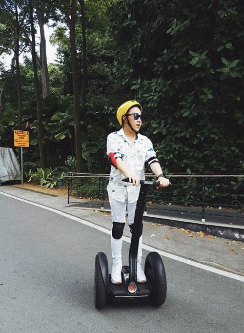 """""""thanh mua"""" trung quan sang singapore 1 tuan de quay mv - 5"""
