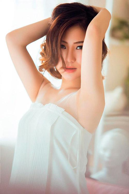 chan sexy, huong tram dep ngot ngao, say dam - 5