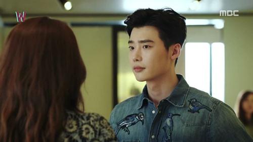 """het tat, han hyo joo lai nhao toi hon lee jong suk trong """"hai the gioi"""" - 4"""