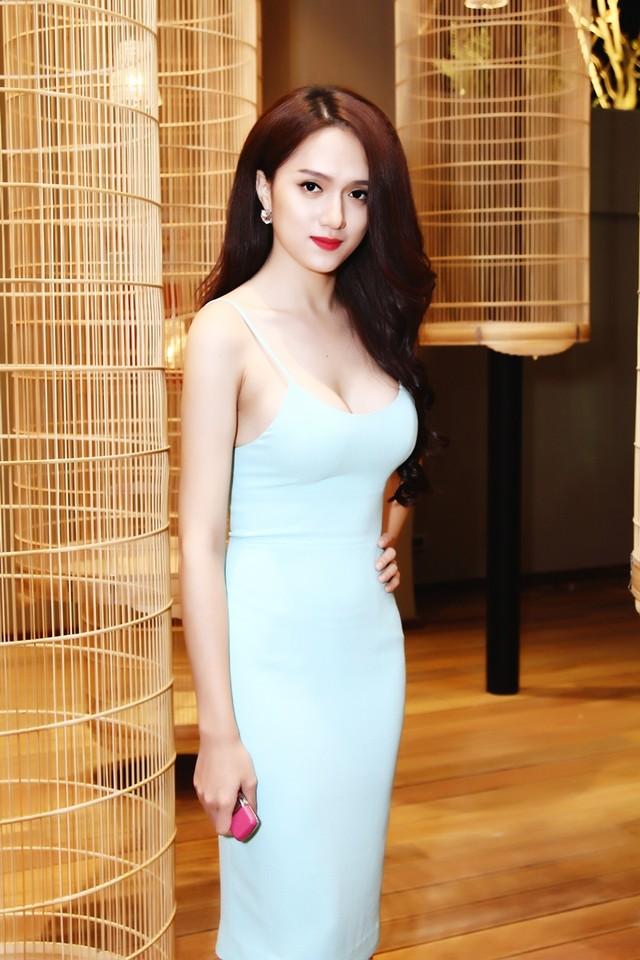 """huong giang idol kheo chon do khoe than hinh sexy hon ca """"gai xin"""" - 7"""