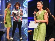 """Làng sao - Thu Minh thanh lịch làm """"cô giáo"""" cho thí sinh Vietnam Idol"""