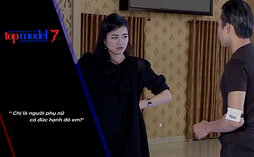 """nhung cau noi """"bat hu"""" cua bo tu giam khao next top 2016 - 6"""