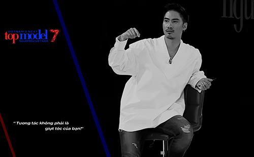 """nhung cau noi """"bat hu"""" cua bo tu giam khao next top 2016 - 10"""