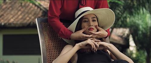 "lan dau dong phim, phan manh quynh ""vo nguoi ta"" da chon phim ma - 2"