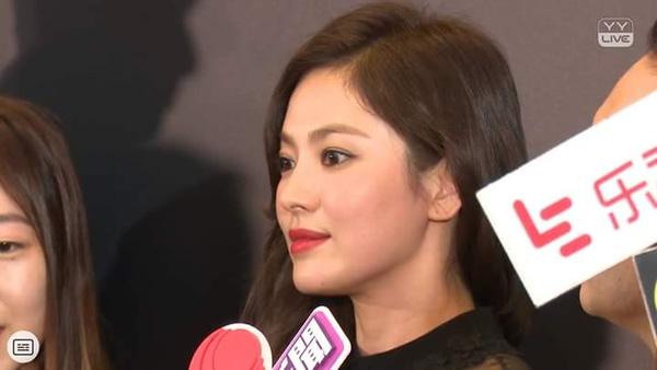 nguong mo nhan sac tre mai khong gia cua song hye kyo - 4