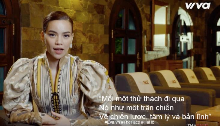 """the face tap 6: pham huong tham thuy """"da deu"""" dan chi ho ngoc ha - 7"""
