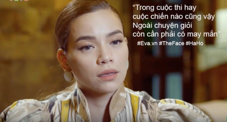 """the face tap 6: pham huong tham thuy """"da deu"""" dan chi ho ngoc ha - 8"""