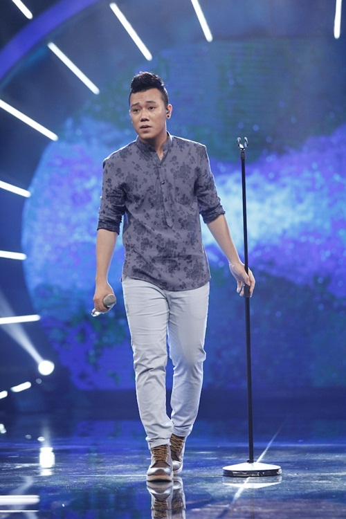 vietnam idol: thu minh dep quyen luc trong dem gala truc tiep - 9
