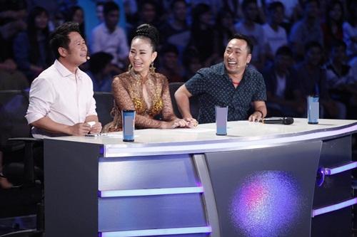 vietnam idol: thu minh dep quyen luc trong dem gala truc tiep - 15