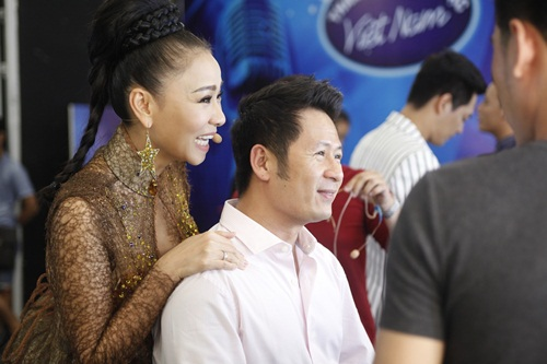 vietnam idol: thu minh dep quyen luc trong dem gala truc tiep - 5