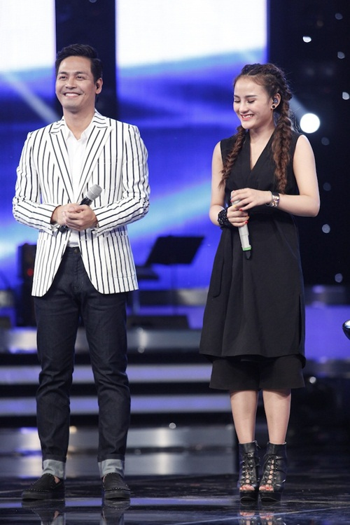 vietnam idol: thu minh dep quyen luc trong dem gala truc tiep - 18