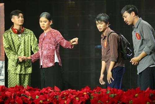 """cuoi xuyen viet 2016: """"dau ruot"""" voi quai kiet nhai giong lam truong, duy manh - 7"""