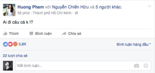 """pham huong len tieng sau khi bi """"ca the gioi quay lung"""" - 6"""