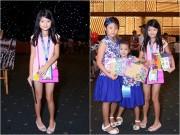 Làng sao - Con gái Bình Minh, Trương Ngọc Ánh thân thiết tại sự kiện