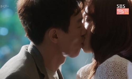 "chuyen tinh bac si tap 12: ""bong mat"" voi nu hon thu 2 cua kim rae won - park shin hye - 5"
