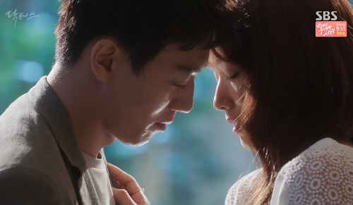 "chuyen tinh bac si tap 12: ""bong mat"" voi nu hon thu 2 cua kim rae won - park shin hye - 11"
