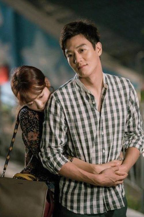"chuyen tinh bac si tap 12: ""bong mat"" voi nu hon thu 2 cua kim rae won - park shin hye - 9"