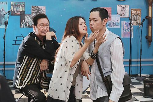 dj wang tran ra mat nonstop rock ung ho phim fan cuong - 2