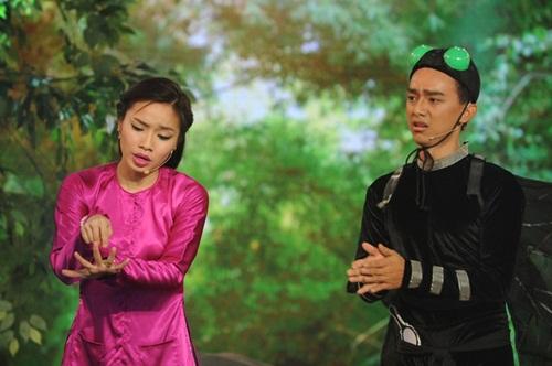 """dau truong tieu lam: le thi dan """"gay choang"""" khi to truong giang co tinh y voi minh - 9"""