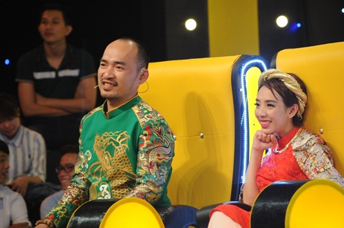 """dau truong tieu lam: le thi dan """"gay choang"""" khi to truong giang co tinh y voi minh - 8"""