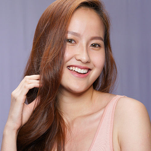 the face viet nam: boc anh qua khu cua ga cung cua pham huong - 2