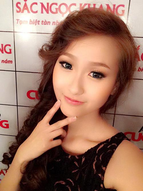 the face viet nam: boc anh qua khu cua ga cung cua pham huong - 4