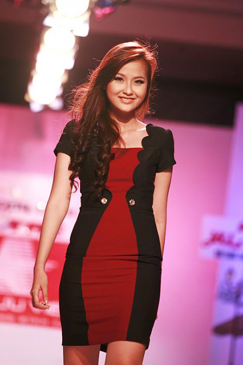 the face viet nam: boc anh qua khu cua ga cung cua pham huong - 9