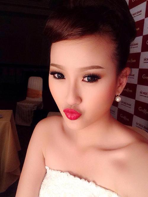 the face viet nam: boc anh qua khu cua ga cung cua pham huong - 6