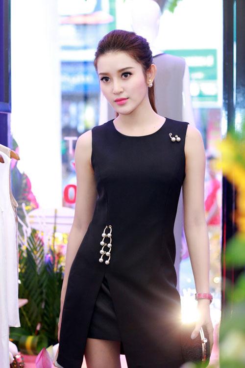 """khong phai ky duyen, huyen my moi la guong mat """"dat show"""" nhat hien nay - 6"""