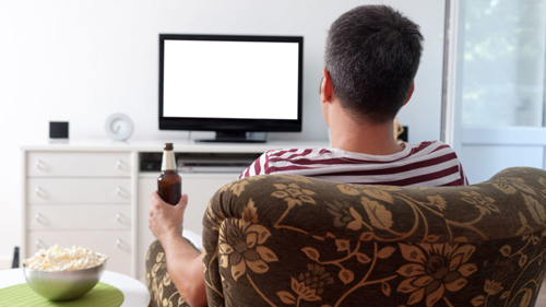 nghien cuu moi: xem tv cung co the gay chet nguoi - 1