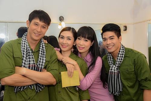 "trinh kim chi u40 bat ngo tre trung nhu ""gai teen"" - 5"