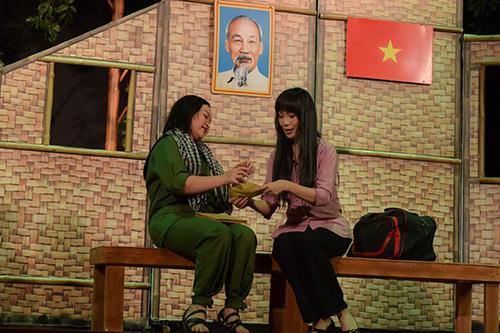 "trinh kim chi u40 bat ngo tre trung nhu ""gai teen"" - 11"