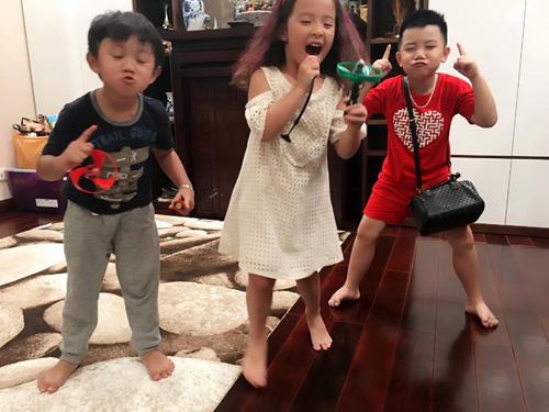 day la li do vo chong hong dang duoc khen het loi vi nuoi con xinh, day con kheo - 4