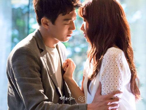 "kim rae won ""nguong chin nguoi"" vi nu hon sau voi park shin hye - 5"