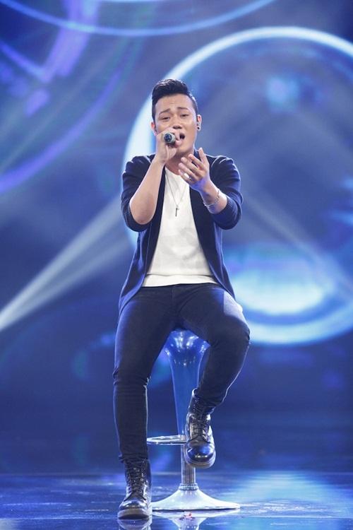 vietnam idol: co gai philippines bat ngo hat tieng viet, giam khao khen het loi - 11