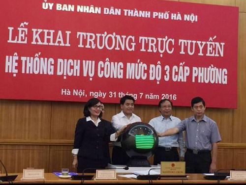 nguoi dan co the dang ky ket hon, khai sinh, chung thuc... online - 1