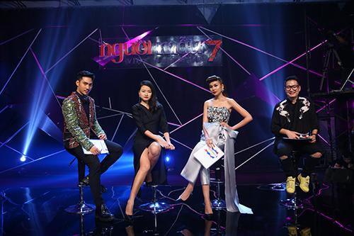 viet nam next top model: ly qui khanh mac ao dinh ten minh, ngam khoe the luc - 4