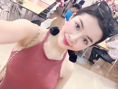 guong mat baby voc dang sexy muon ngam mai cua hot girl 9x - 15
